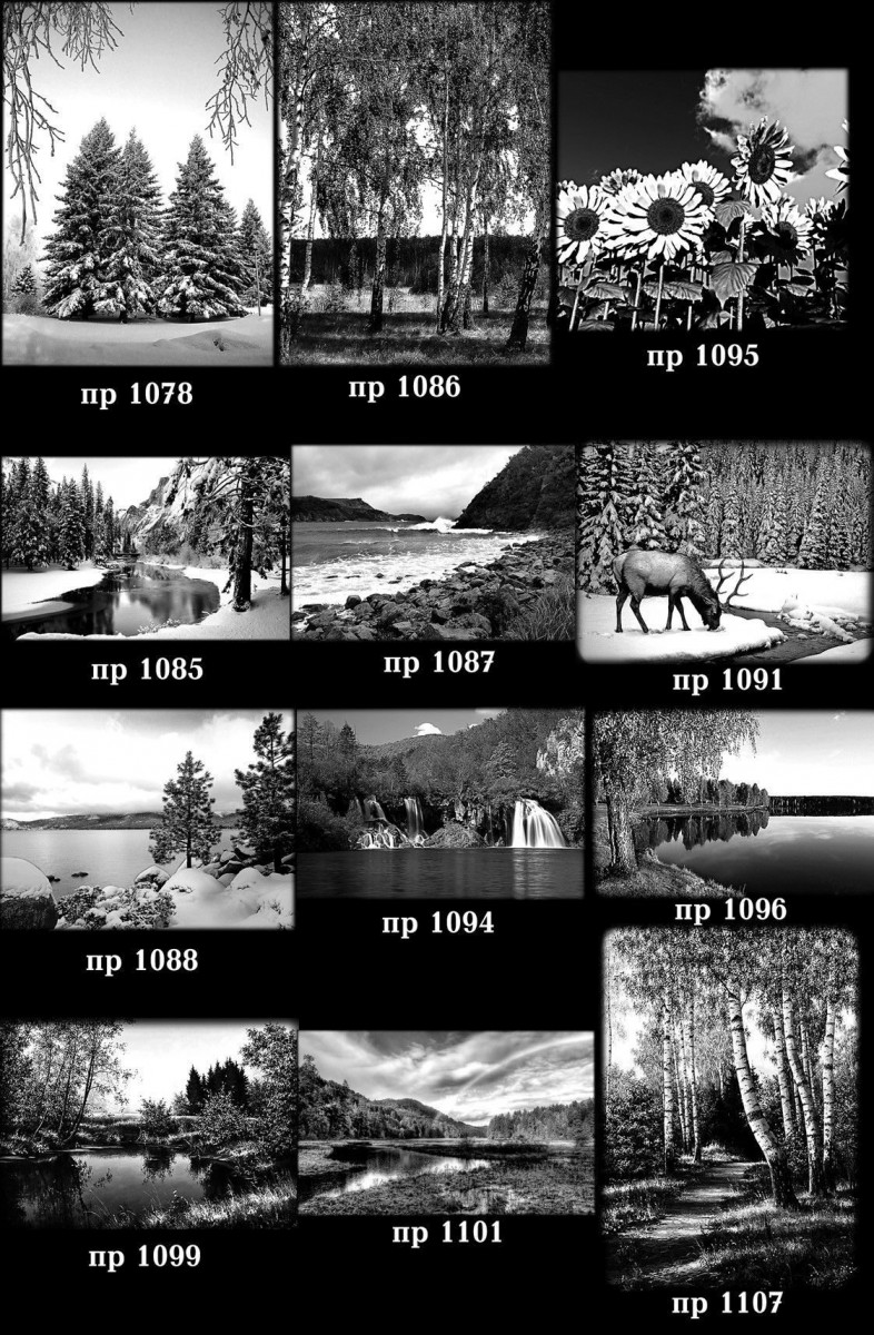 Пейзажи 1078-1107