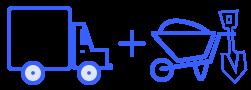 Иконка доставка и установка